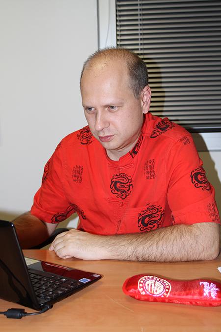 Зайцев Сергей Владимирович, врач традиционной китайской медицины фото
